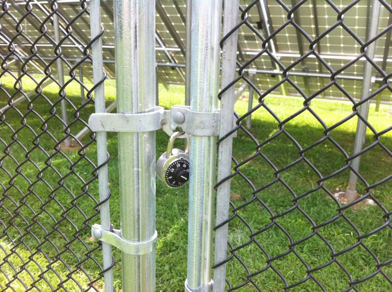 used chain link fence for sale - Garden - Shopping.com