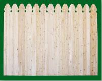 Just Wooden Fences, Saint Louis